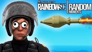 Rainbow Six Siege - Random Moments: #3 (Funny Moments Compilation)