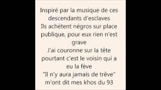 Lyna Mahyem - 92i Veyron / paroles