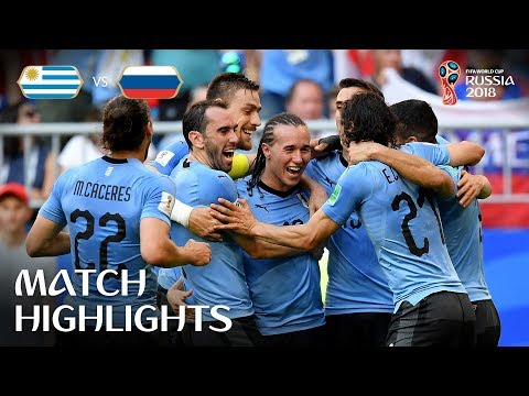 Xxx Mp4 Uruguay V Russia 2018 FIFA World Cup Russia™ Match 33 3gp Sex
