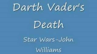 Star Wars VI - Darth Vader's Death