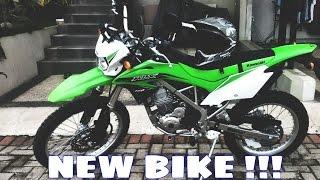 NEW BIKE IS : KLX 150BF