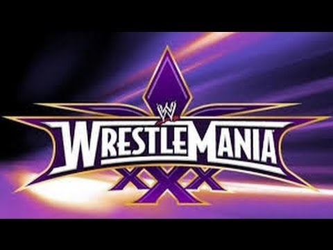 WWE Wrestlemania XXX PPV Predictions/Announcement
