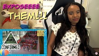 Issa Reaction to Film Theory: Disney LIED to You! (High School Musical)