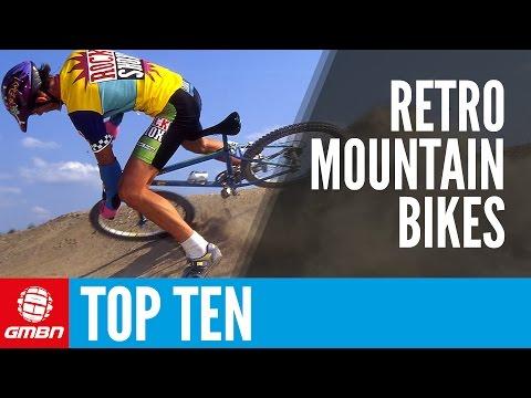Top 10 Retro Mountain Bikes