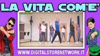La vita com'è| Joey&Rina | Balli di gruppo 2015 Line Dance