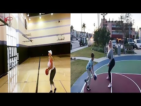 Xxx Mp4 Allegra Cole Playing Basket Ball 3gp Sex