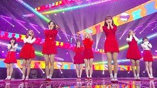 《EXCITING》 Lovelyz (러블리즈) - WoW! @인기가요 Inkigayo 20170402