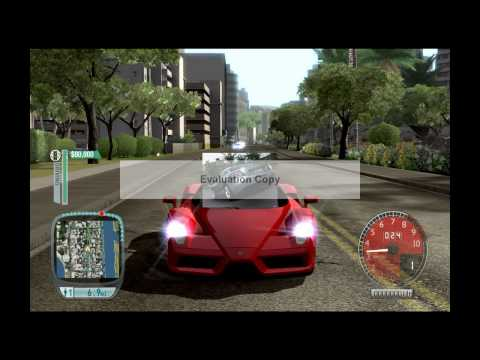 GTA San Andreas Cars & Test Drive Unlimited Cars