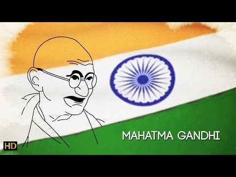 Xxx Mp4 Easy Mahatma Gandhi Drawing For Kids Kids Learning Video Shemaroo Kids 3gp Sex