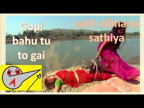 Xxx Mp4 Sath Nibhana Sathiya ROAST Indian Television Drama Funny Indian Serials 3gp Sex