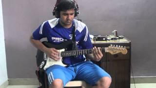 Aigiri Nandini Guitar Cover