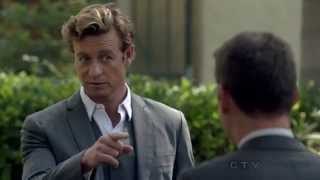 #TheMentalist 5.1 - CBI vs FBI