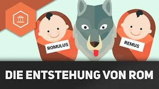 Die Entstehung von Rom - Der Weg zur Römischen Weltmacht ● Gehe auf SIMPLECLUB.DE/GO