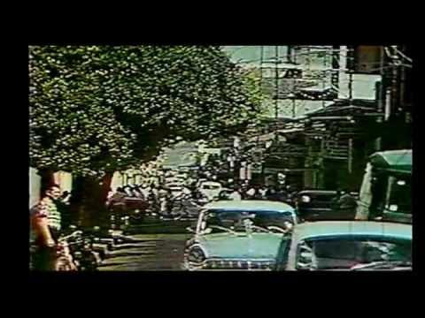 AMENAZA BAJO TIERRA TERREMOTO 1972 Managua Nicaragua.