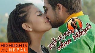 New Nepali Movie Fulai Fulko Mausam Timilai FFMT Title Song | Ft. Neeta Dhungana, Aamesh Bhandari
