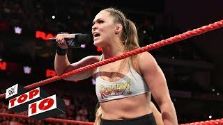 Top 10 Raw moments: WWE Top 10, August 6, 2018