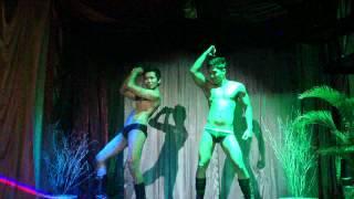 Club Cosmo Bali - Gogo Boys Show