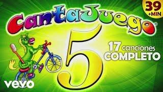CantaJuego - CantaJuegos Volumen 5 Completo