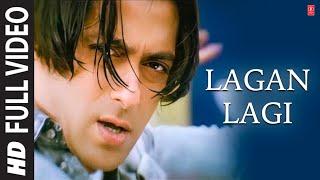 Lagan Lagi Full Song | Tere Naam | Salman Khan, Bhoomika Chawla