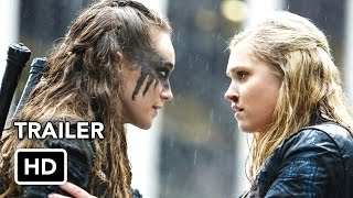 The 100 Season 3 Recap and Comic-Con Sizzle Reel (HD)