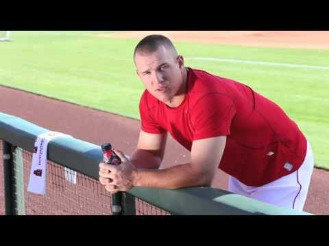 BODYARMOR Exclusive Mike Trout Q&A
