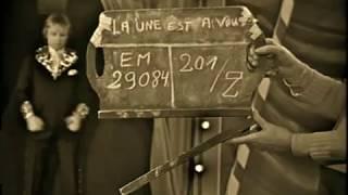 1973 ORTF CLAP GUY LUX DU 22 DEC POUR  SAMEDI EST A VOUS