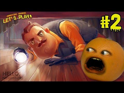 Xxx Mp4 Annoying Orange Plays Hello Neighbor 2 3gp Sex