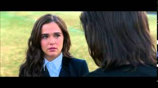Vampire Academy - Dimitri and Rose kisses (bedroom scene)