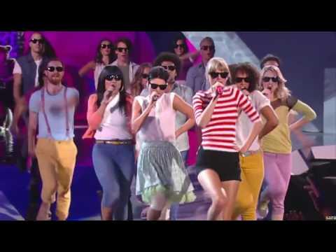 Taylor Swift-We Are Never Ever Getting Back Together,live-AVI