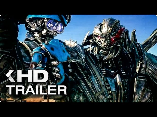 TRANSFORMERS 5 Trailer 2 (2017)