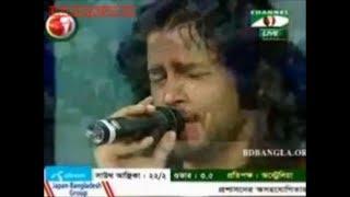 Ashik - Aasmaner oh Saand | Sylhet | Channel i | 2013