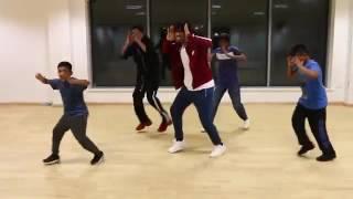 RAANGU RAANGU song   THERI DANCE cover   VIJAY   G V Prakash Kumar   @JeyaRaveendran choreography