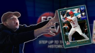 HALFWAY TO 97 OVERALL ALBERT PUJOLS!   MLB The Show 17 Diamond Dynasty Events (PS4 Pro)