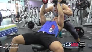 Chest Workout w/ Ryan Spiteri