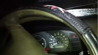 Car Jump start with dewalt drill battery