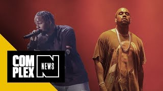Unreleased Kanye West & Kendrick Lamar Demos Surface