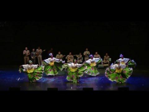 Venezuelan nationalist dance Caribe somos