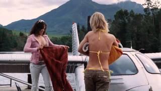 Michelle Rodriguez Bikini and Thong Slip