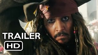 Pirates of the Caribbean 5 Trailer #3 (2017) Johnny Depp Movie HD