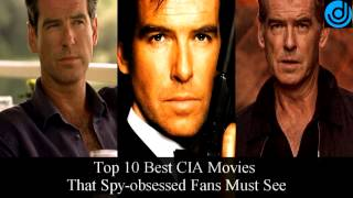 Good Movies To Watch | Top 10 Best CIA Movies That Spy obsessed Fans Must See