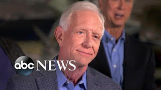Capt. Sully reunites with passengers on 10th anniversary of 'Miracle on the Hudson'