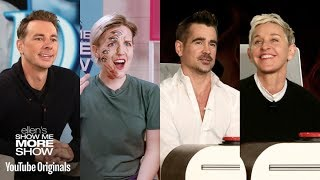 Dax Shepard's Love Advice, Hannah Hart's Makeover, & Burning Questions with Colin Farrell & Ellen