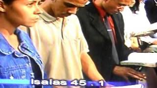 PASTOR MARCO FELICIANO / FIM DO CATIVEIRO PARTE 1