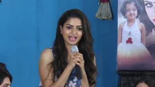 Nithya Ram at  Nandini tamil serial PressMeet
