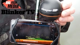 Deeper Smart Sonar - Gewässer mit dem Smartphone ausloten und erforschen
