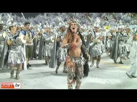 Musas do Carnaval de São Paulo 2010 Todas as Beldades das Escolas de Samba