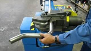 TUBOBEND 48 - Semi-automatic pipe bending machine