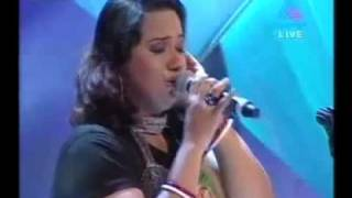 Kalpana in Final Round-Idea Star Singer Season 5 Grand Finale