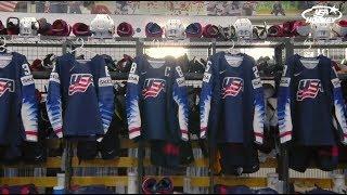 2019 Mens Worlds   Step Inside Team USA's Locker Room