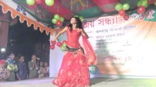 হিন্দি গানে বাংলা মেয়ের নাচ না দেকলে চরম মিস